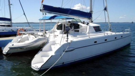 Fountaine Pajot Fountaine Pajot Belize 43