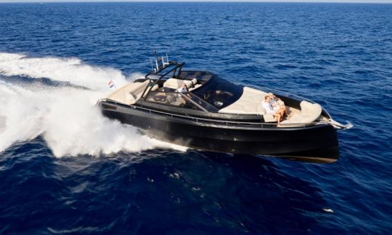 Steeler Yachts  Steeler Bronson 50